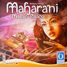 Queen Games - Maharani: Mosaic palace Board Game (New) Friends / Family fun