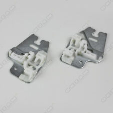 BMW E46 3 SERIES WINDOW REGULATOR REPAIR CLIPS with METAL SLIDER FRONT RIGHT