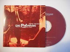 DE PALMAS : SANS RECOURS [ CD SINGLE PORT GRATUIT ]