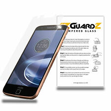 EZGuardZ Tempered Glass Screen Protector For Motorola Moto Z Droid Force Edition