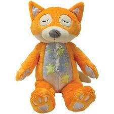 Suki Bedtime Buddies Glow In The Dark Dreamer Fox Soft Plush Toy Teddy Bear Gift