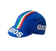 GIOS Retrò CICLISMO BIKE CAP-VINTAGE-attrezzi fissi-MADE IN ITALY