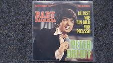 Peter Orloff - Baby-dadamda/ Du bist wie ein Bild von Picasso 7'' Single