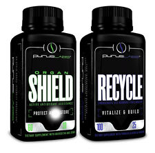 Purus Labs Organ Shield 60 Caps Best by 11/16 + Recycle 100 Caps Best by 02/17