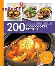 Slow Cooker Recipe Book 200 Healthy Meals Cookbook/Paperback, Dieting Weight