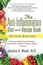 The Anti-Inflammation Diet and Recipe Book, Second Edition : Protect Yourself...