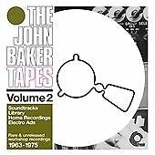 John Baker Tapes Vol. 2 [Soundtracks, Rare & Unreleased 1954-1985][sealed]