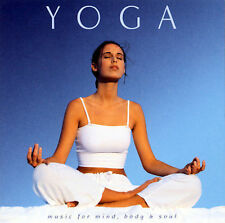 Yoga: Music for the Mind Body and Soul 2002 by Ron Allen
