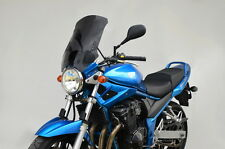 NAKED BIKE SCREEN MOTORCYCLE UNIVERSAL WINDSCREEN WINDSHIELD GSF CB SV BMW