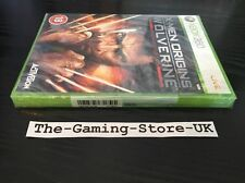 Xbox 360 - X-Men Origins Wolverine **New & Sealed** Official UK Stock (2 PICS)