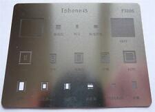 Iphone 4s BGA Stencil template - IC  Chip Reball - 16 in 1  Direct heat Stencil