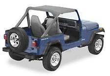 1987-1991 Jeep Wrangler Bikini Bimini Top Gray