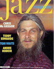 JAZZ MAGAZINE - N°297 - CHRIS McGREGOR
