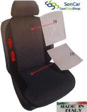 ALFA ROMEO 159 Schienale, Coprisedile Auto con Ricamo disponibile in più colori!
