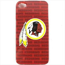 Official NFL Phone Cover for Apple iPhone 4 S 4S 4G Case Washington Redskins
