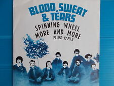 45 GIRI BLOOD SWEAT & TEARS SPINNING WHEEL / MORE AND MORE  NUOVO LOOK