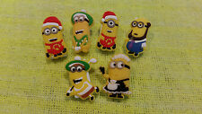 MINIONS in COSTUME Bookmark/Paper Clips (lot of 6)!! FAST USA SHIPPING!!
