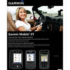 GARMIN Mobile XT North America maps for Smartphone Windows, Palm, Symbian Phone