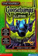Weekend at Poison Lake (Give Yourself Goosebumps Special Edition, No 8)