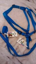 Canac Blue Dog Harness Taglia 3 LARGE PLUS LONG 1.0 M Piombo £ 11.99 consegna