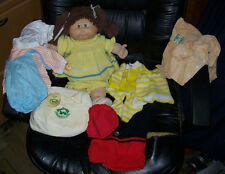 1985 Cabbage Patch Kids Brown Hair Girl Cabbage Patch Airways Lot