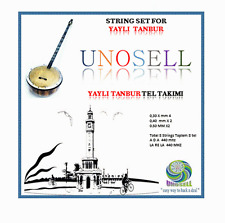 STRINGS SET FOR TURKISH STRING INSTRUMENT  YAYLI TANBUR