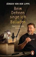 R*12.12.2016 Beim Dehnen singe ich Balladen von Jürgen von der Lippe (2016, Tasc