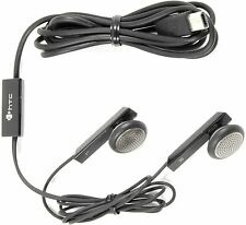 HTC HS S300 Stereo In-Ear Headphones & YC A300 Multifunction Audio Cable 3.5mm