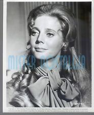 VINTAGE PHOTO (1972)  1776 Blythe Danner rare Columbia Original Portrait