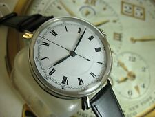 VINTAGE AND RARE DOCTOR CENTRE SECOND CHRONOGRAPH SWISS MADE WRISTWATCH