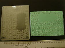Sizzix Embossing Folder ***Craft Clear Out***