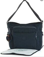 Genuine Kipling Kyler Baby Bag/Changing Bag/ Diaper Bag- BNWT. True Blue.
