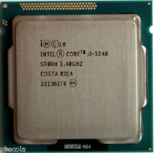 Intel Core i3 3240 - 3.4 GHz Dual-Core SR0RH UNBOXED CPU ONLY