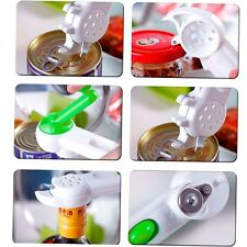7 In 1 One Touch Kitchen Can Opener Bottle Jar Do As Seen On TV Slicker Tools