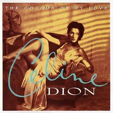Celine Dion CD The Colour Of My Love - Europe (EX+/M)