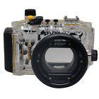 Mcoplus 40M/130ft Underwater Camera Case for Canon WP-DC43 Powershot S100