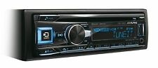 Alpine CDE-193BT Car Stereo CD MP3 Aux USB Bluetooth iPod iPhone FLAC Android