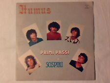 """HUMUS Primi passi 7"""" MAI SUONATO UNPLAYED!!!"""