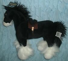 "AUTHENTIC DISNEY BRAVE MERIDA ANGUS the Horse Plush - 14"" High TAGS ATTACHED"