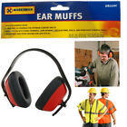 Safety Ear Defender Muffs Muff Plugs Noise Control Cover Protection Adjustable
