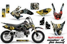 Honda CRF50 Graphic Kit AMR Racing Bike Decal Sticker Part CRF 50 04-13 NUMBER B