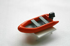 MMB Resin cast model inflatable boat/dinghy kit.72mm