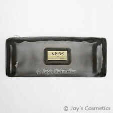 "1 NYX Makeup Bag - Mesh Zipper Bag "" MBG 10 ""   *Joy's Cosmetics*"