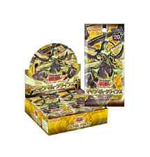 Japanese Yugioh, Maximum Crisis Booster Box Sealed MACR