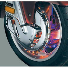 Kuryakyn Ring Of Fire LED Amber/Blue/Red For Goldwing GL1800 (7393)