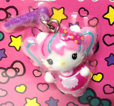 Hello Kitty Japanimation Earphone Jack Accessory Figure Charm kawaii Rare