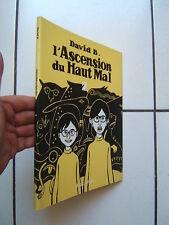 DAVID B / L ASCENSION DU HAUT MAL  2  /  E O