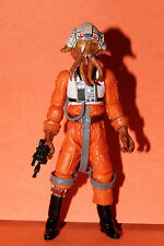 STAR WARS LEGACY NRIN VAKIL ROGUE SQUADRON X-WING PILOT LOOSE COMPLETE