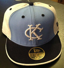 Kansas City Athletics NEW ERA 59FIFTY Fitted Hat Cooperstown Collection  7 1/8