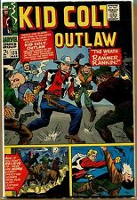 Kid Colt Outlaw #133 - Wrath of Rammer Rankin - 1967 (Grade 7.0)